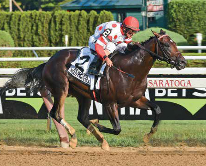 Stay Thirsty's Mind Control Wins G1 Hopeful